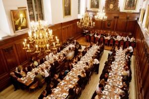 Formal Hall - dinner